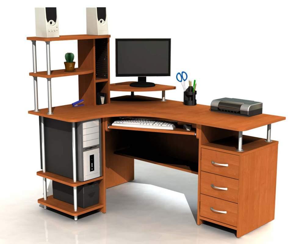 компьютерные столы компактные фото
