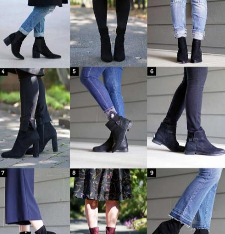 Kadınlar Vücut Tipine Göre Nasıl Çizme ve Bot Giymeli?